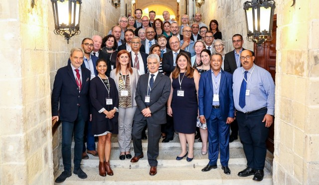 UNI Global Banking, Insurance & Finance Unions' meeting held in Valletta